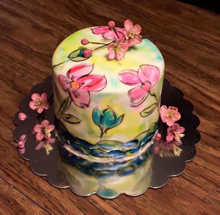 Unicorn - Cake by Vebi cakes - CakesDecor