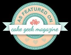 cake geek magazine