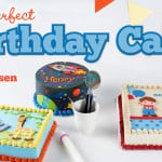 Perfect Birthday Cake Corrie Rasmussen