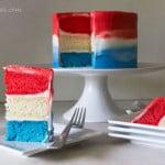 Easy-Patriotic-Stars-and-Stripes-Cake