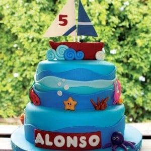 Boat Cake Eli D Cakes