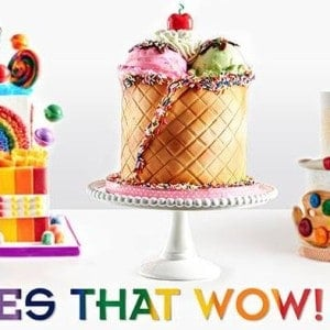 Cakes that Wow