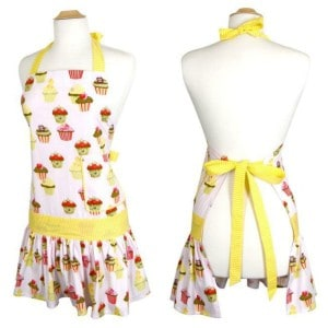 Frosted Cupcake Apron Sale