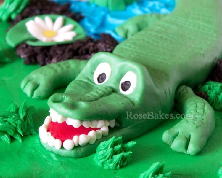 Alligator Topper