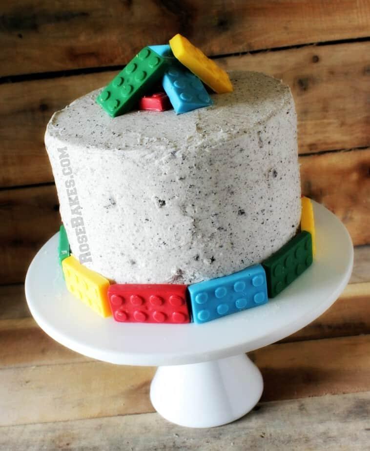 Legos Oreo Cake