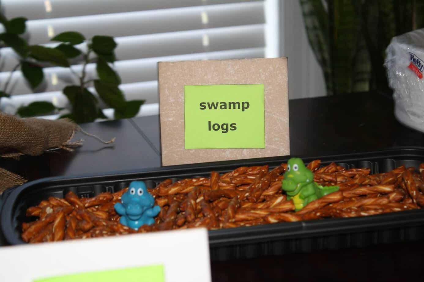 Swamp Logs