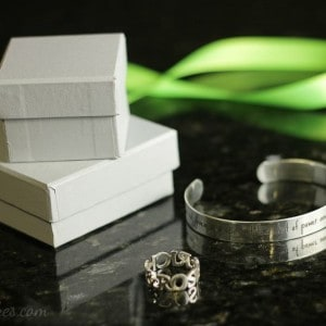 Win $100 Gift Certificate for Personalized Sterling Silver Jewelry at Rose Bakes