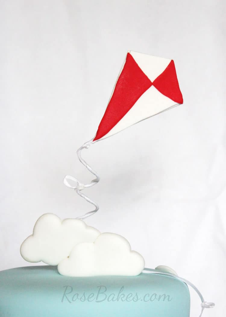 Kite-Cake-Topper---Mary-Poppins-Cake