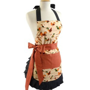 Roosters Apron