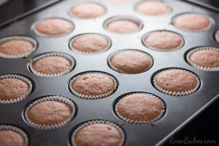 Baked-Cupcakes
