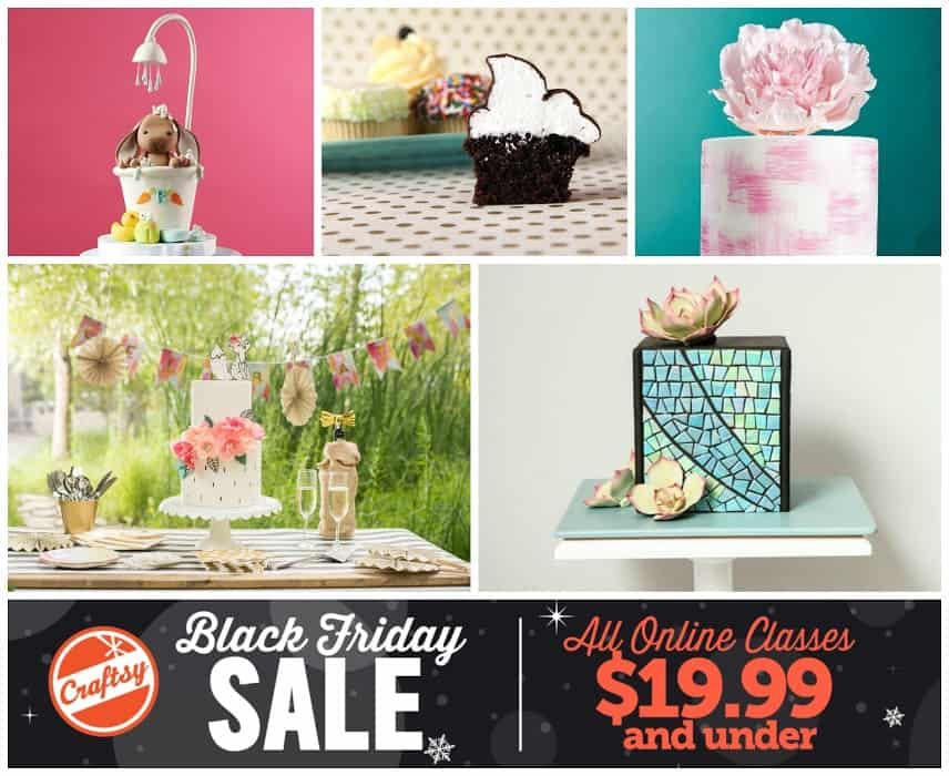 Cake Decorating Classes Knoxfield : DO NOT MISS THIS! All Craftsy Cake Decorating Classes USD19 ...