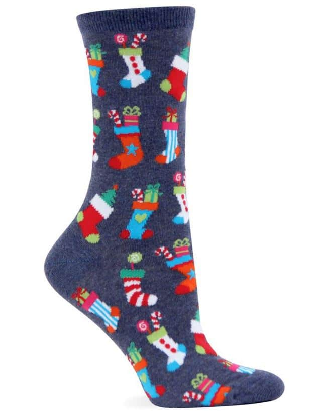 Christmas Stocking Socks