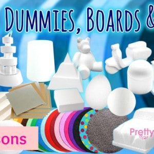 "Drums, Dummies, Boards and Cards - Free Video Explaining ""Things You Can Put Your Cakes On"""