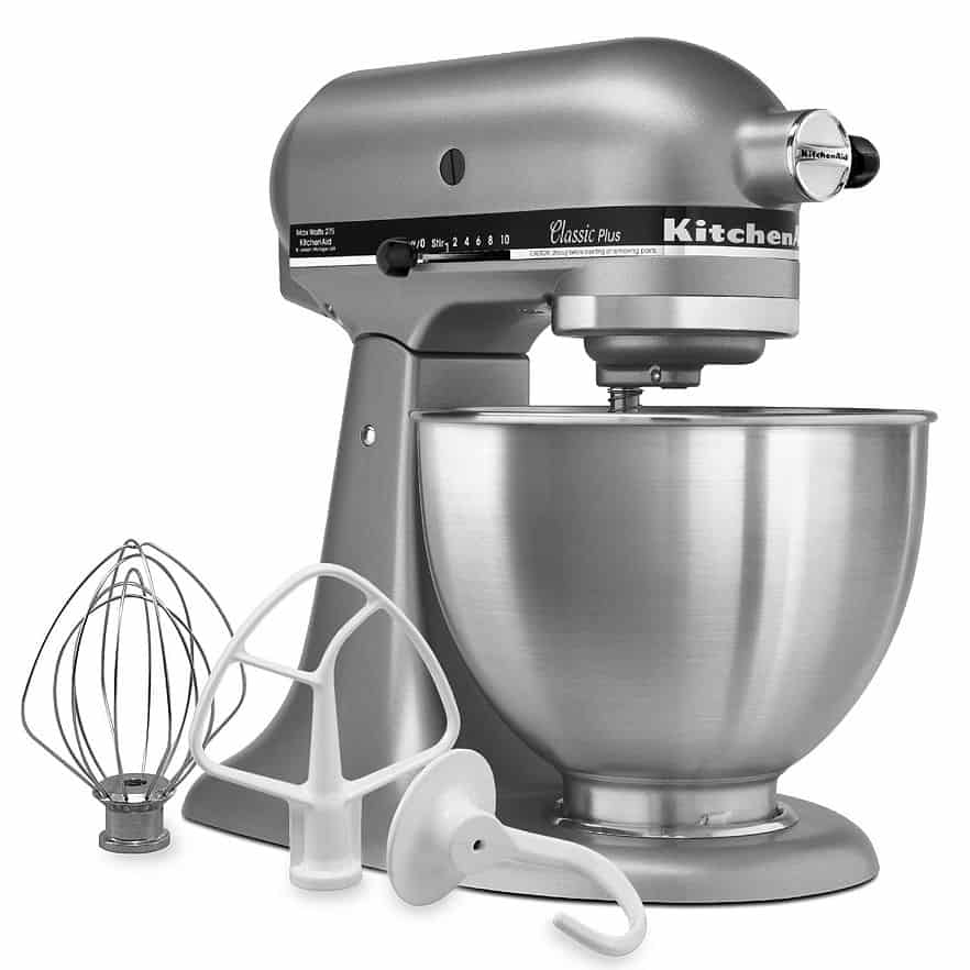 Kitchenaid Mixer As Low As Shipped After Kohl 39 S Cash Rebate Rose Bakes