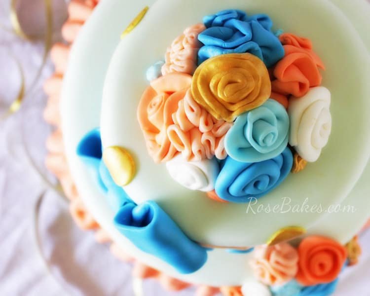 Rolled-Roses-Cake-Topper