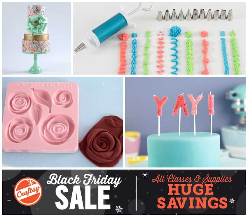 Cake Decorating Supplies up to 75% Off