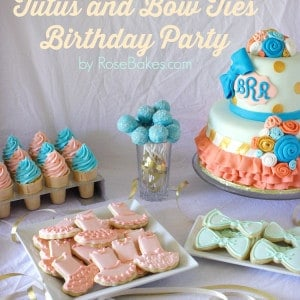 Tutus-and-Bow-Ties-Birthday-Party