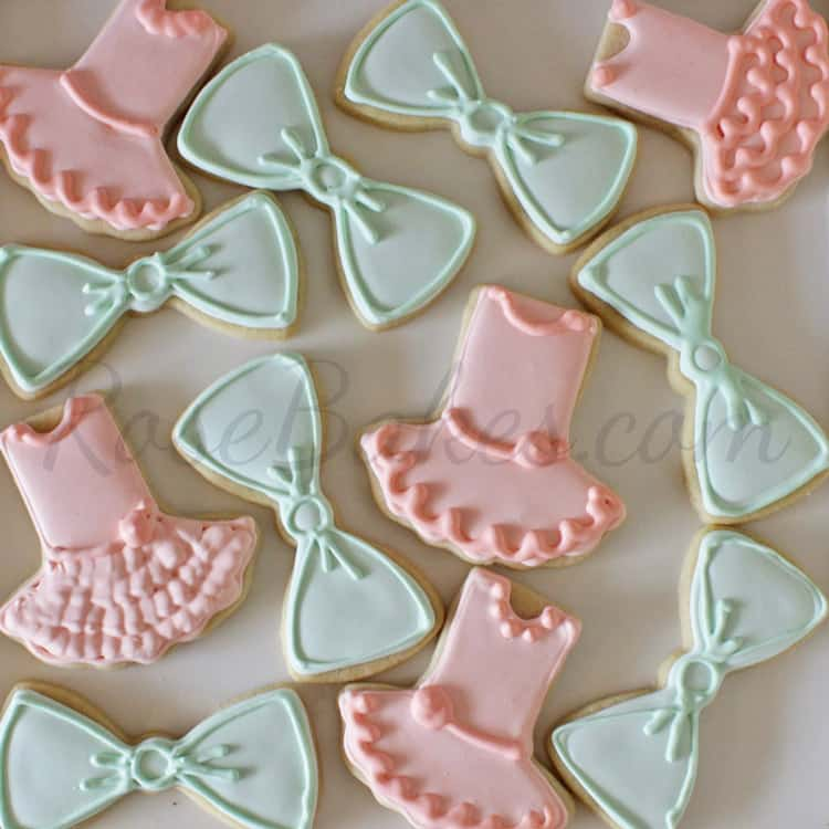 Tutus-and-Bow-Ties-Cookies