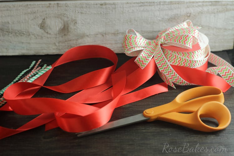 How To Make Pretty Simple Bows Rose Bakes