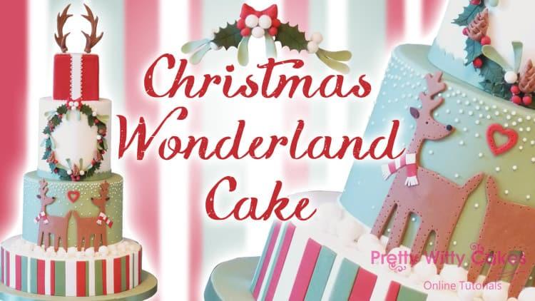 Classic Christmas cake 2