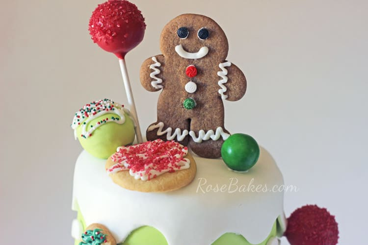 Gingerbread-Cookie-Topper
