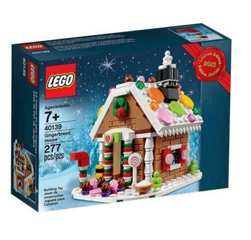 Gingerbread Lego House
