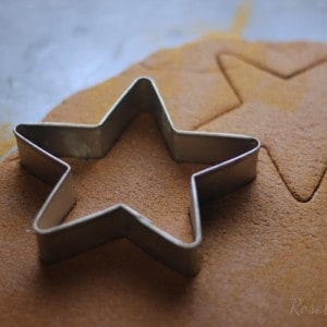 Easy Baked Cinnamon Ornaments