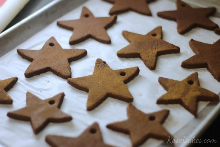 How to Make Cinnamon Ornaments 06
