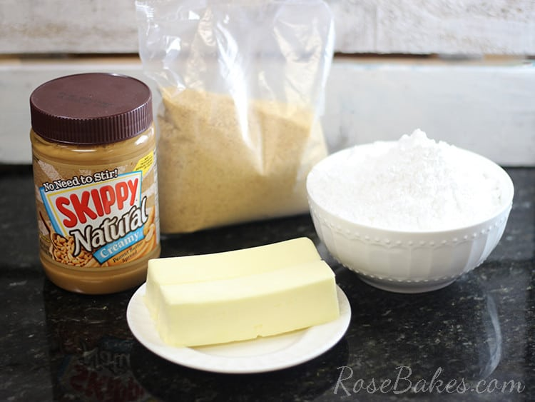 How to Make Peanut Butter Snowballs 01