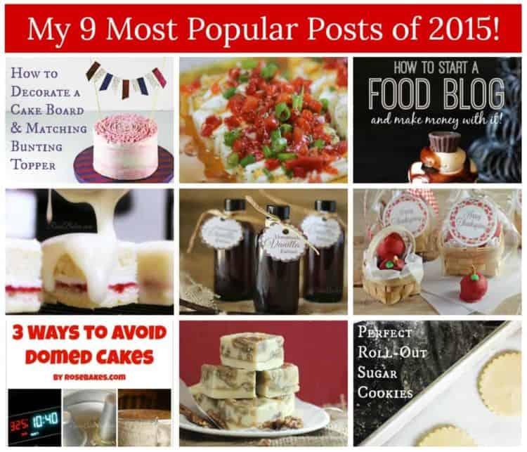 My 9 Most Popular Posts of 2015