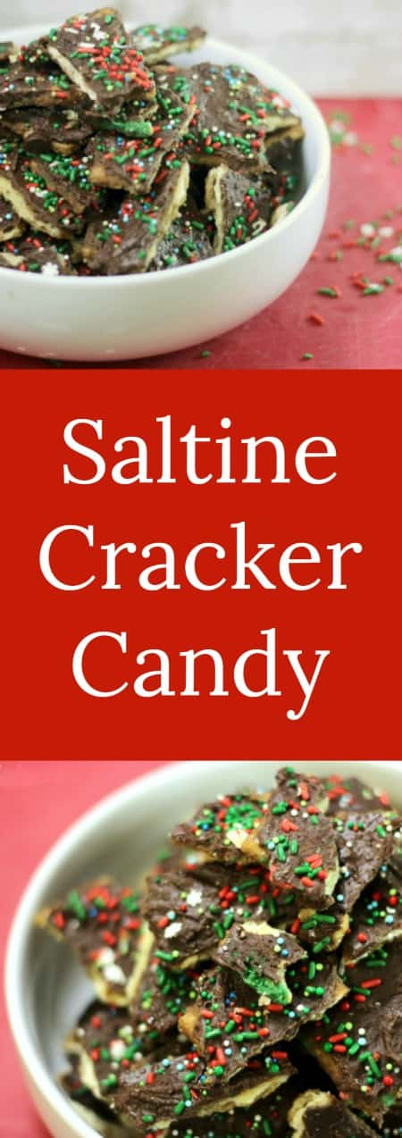 Saltine Cracker Candy | Rose Bakes.com