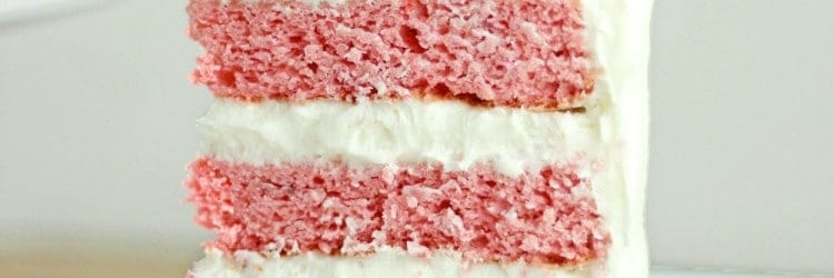 Best Strawberry Cake Ever Recipe