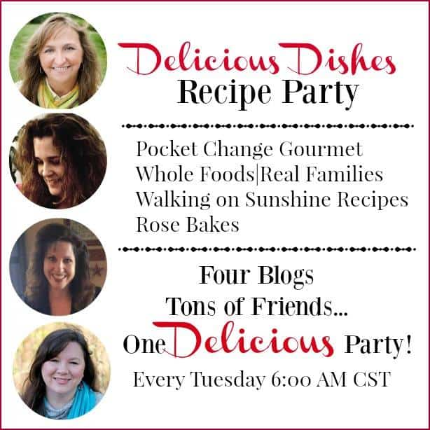 Delicious Dishes Link Party