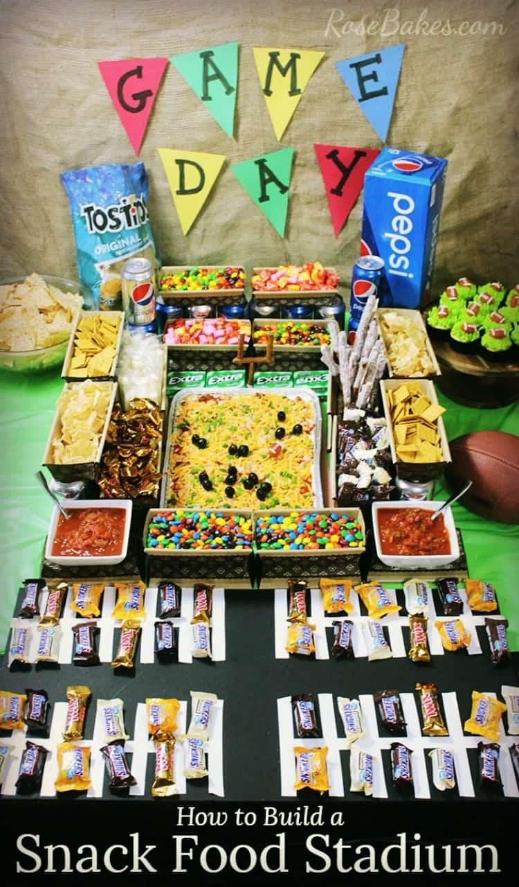 Snack Food Stadium