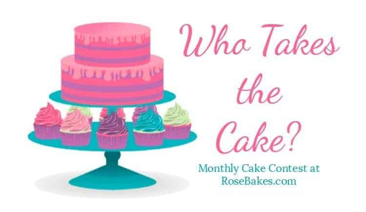 Who Takes the Cake Contest
