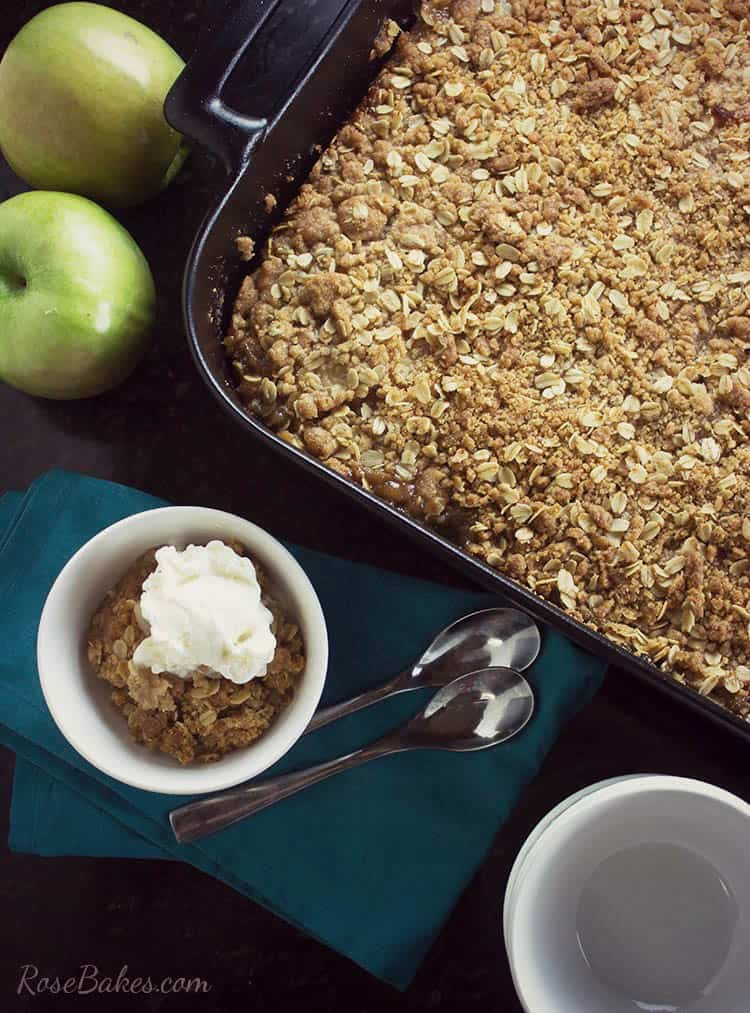 Apple Crisp recipes