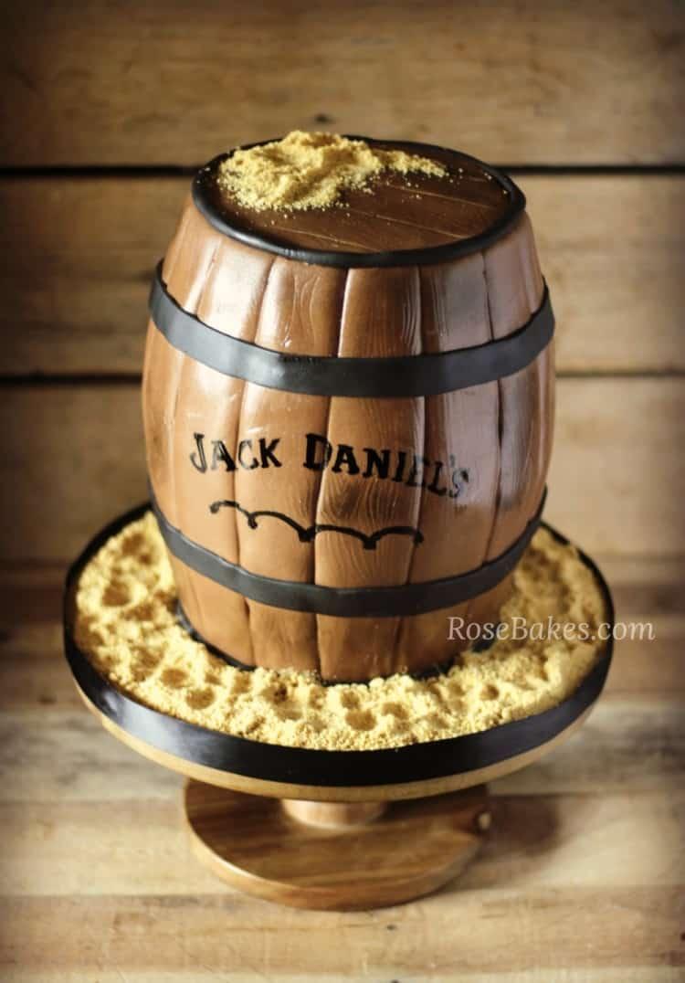 Whiskey Cake How To Make