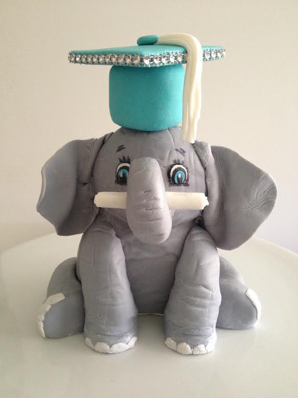 Melissa Elephant Cake