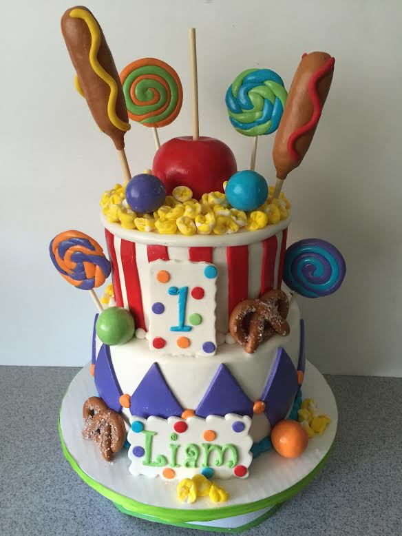 Melissa Food Movie Cake