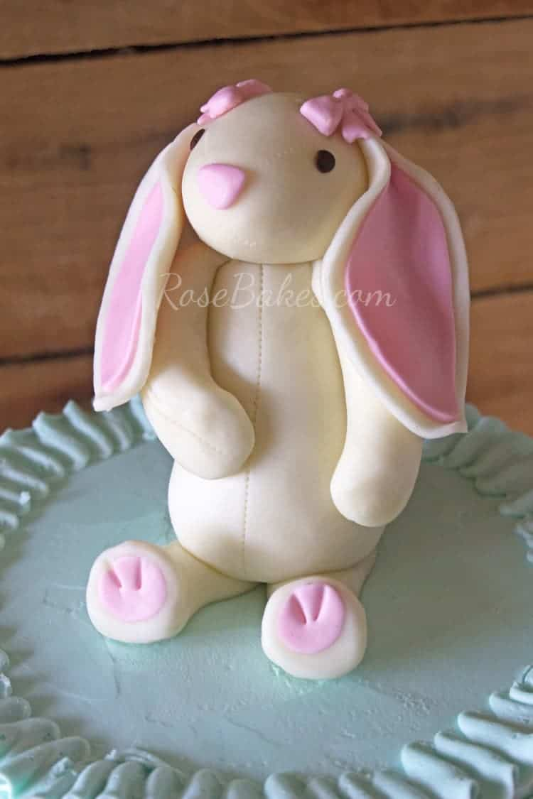 Modeling Chocolate Bunny