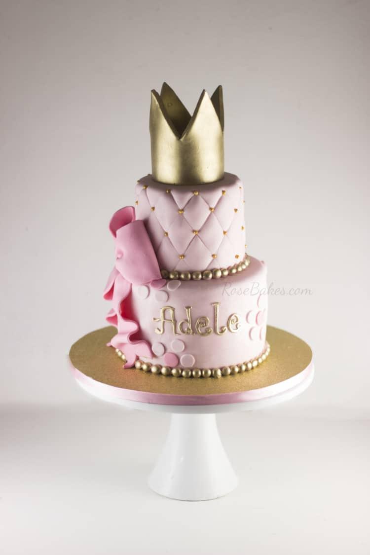Princess Cake Decorating Videos
