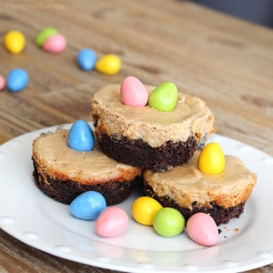 peanut-butter-mini-cheesecakes