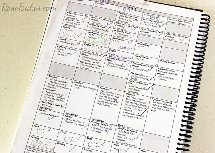 Homeschooling Lesson Plans