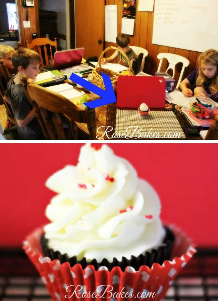 Homeschooling with a Cake Business
