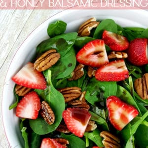 Strawberry-Spinach-Salad-and-Honey-Balsamic-Dressing