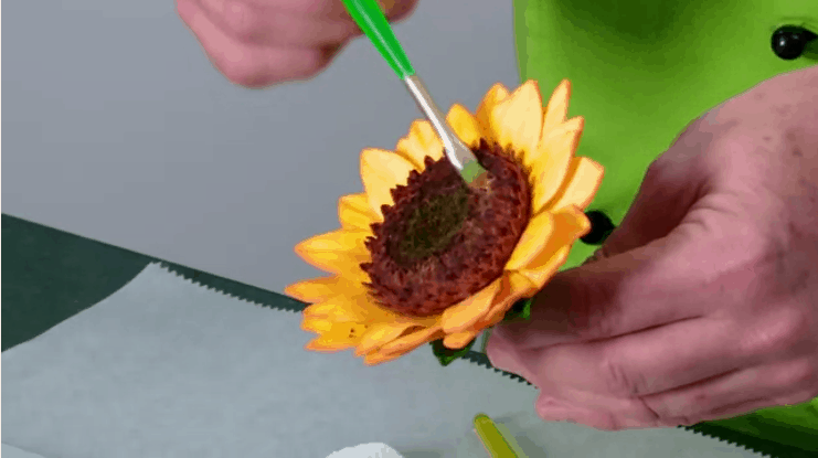 Sunflower Making