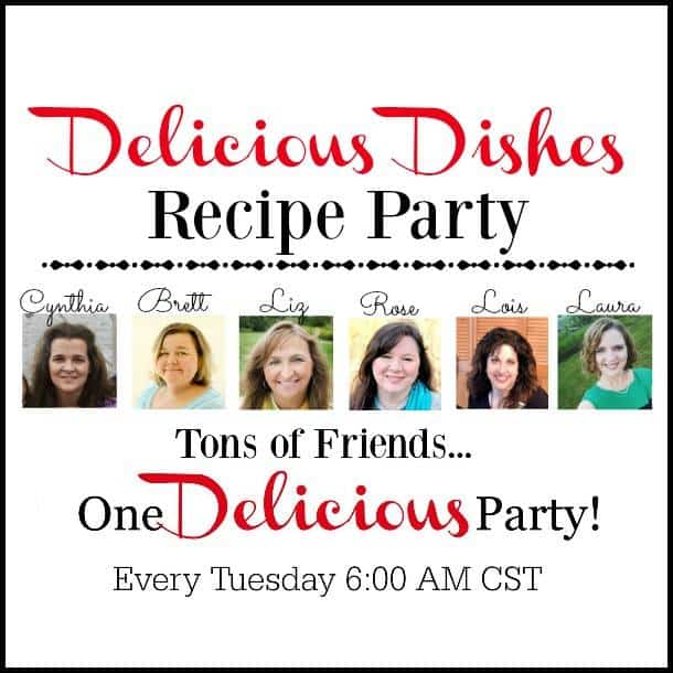 Delicious Dishes Banner