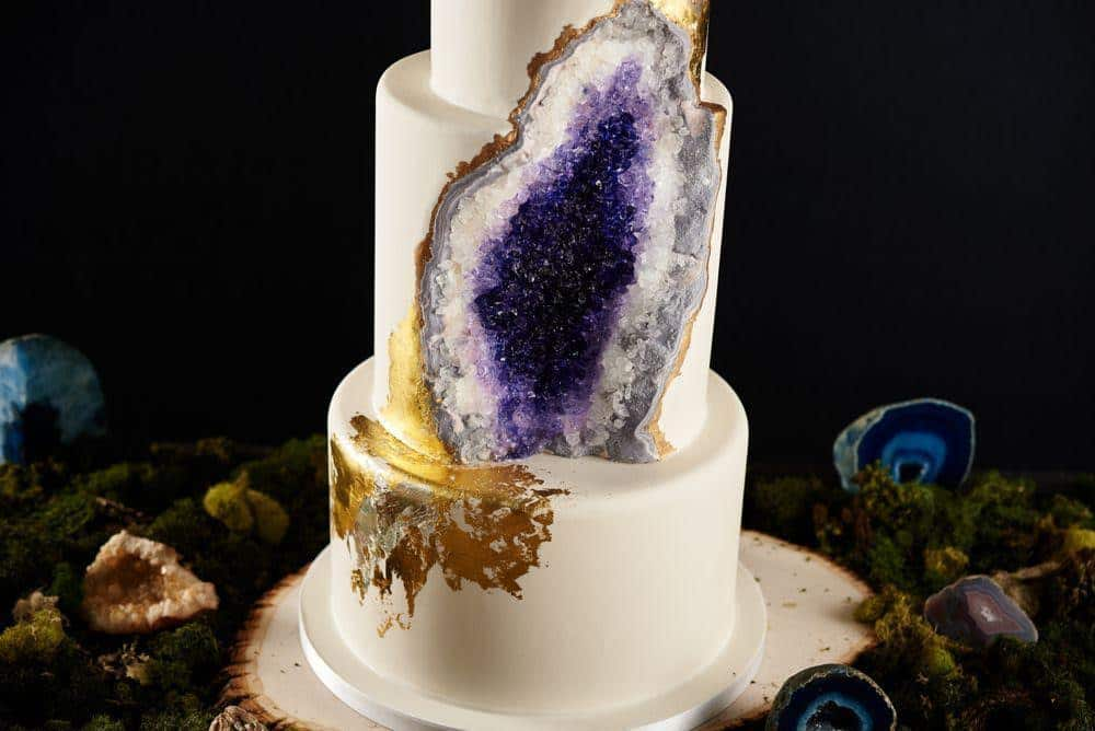 Geode Cake Images