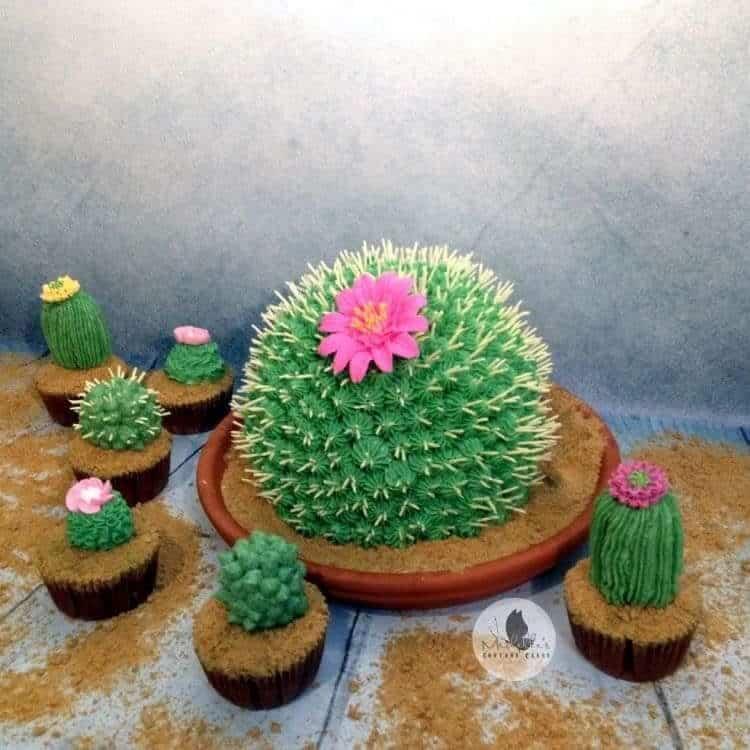 Michelle cactus
