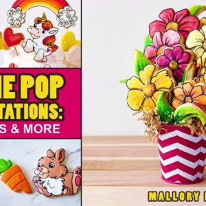 Cookie Pop Presentation : 50% Off New Craftsy Class (only $19.99)